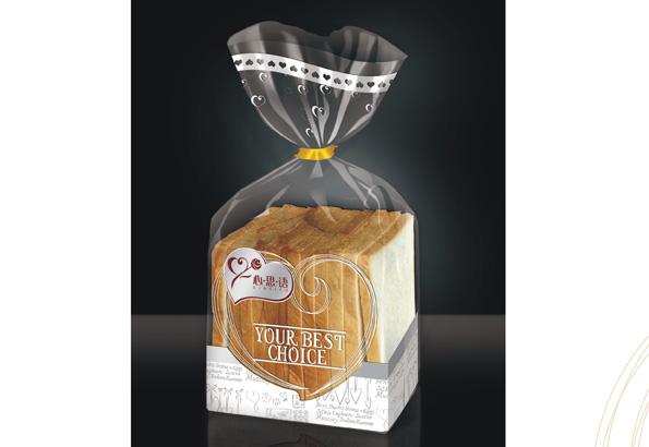 面包包装袋设计